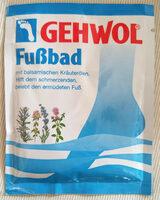 Fußbad - Produit - de