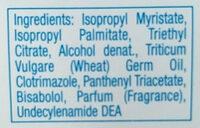 Nagel- und Hautschutz-Öl - Ingredients - de