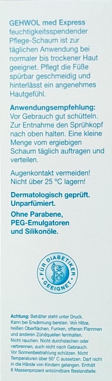 Express Pflege-Schaum - Product - en
