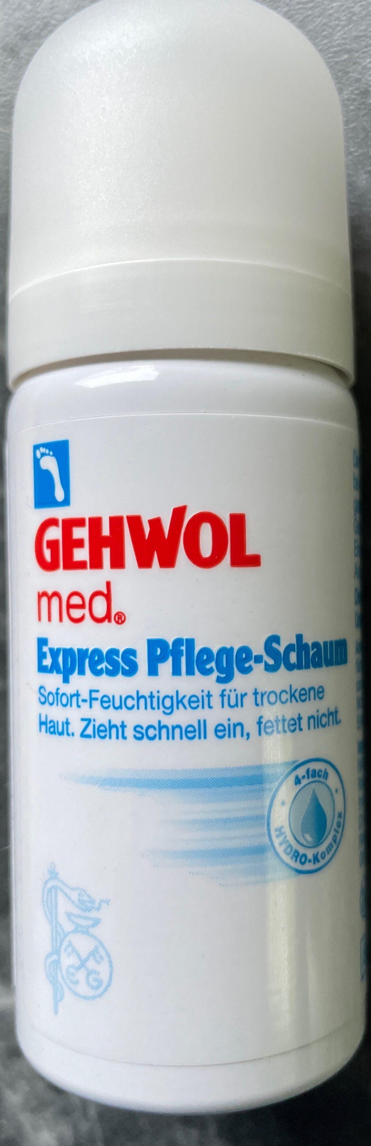 Express Pflege-Schaum - Product - de