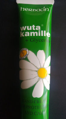 wuta kamille + glycerine - Produto