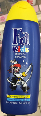 Kids Douche & Shampoo - Product - fr
