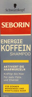 Energie Koffein Shampoo - Product - de