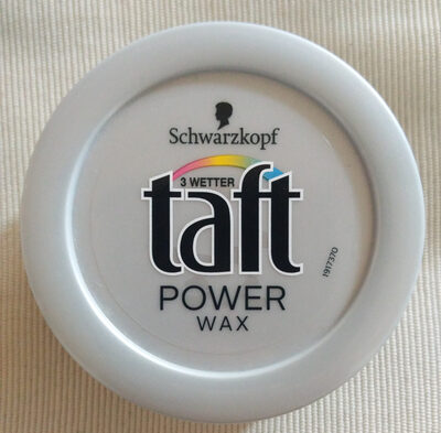 3 Wetter Taft Power Wax - Produit - de