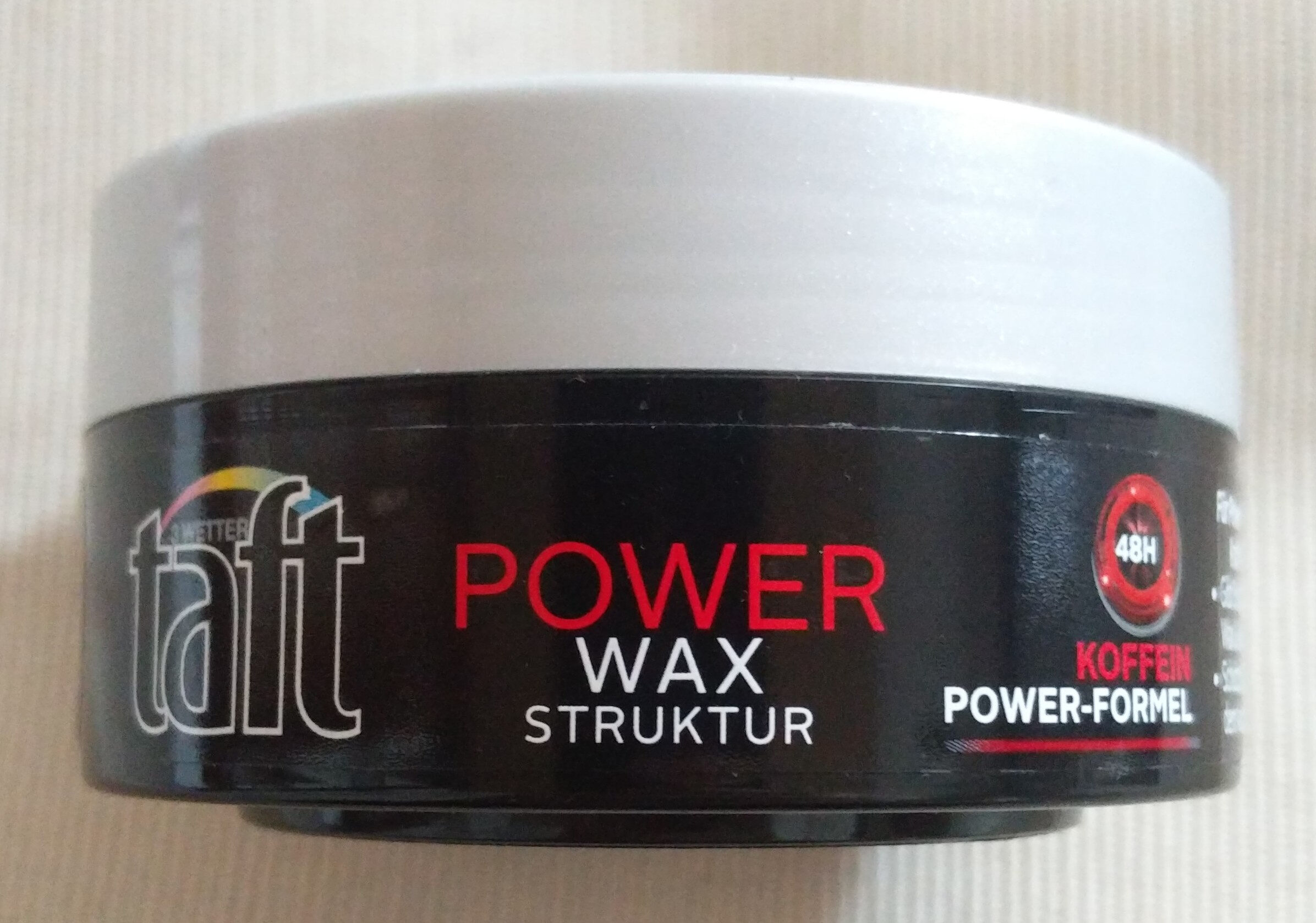 3 Wetter Taft Power Wax - Product - en