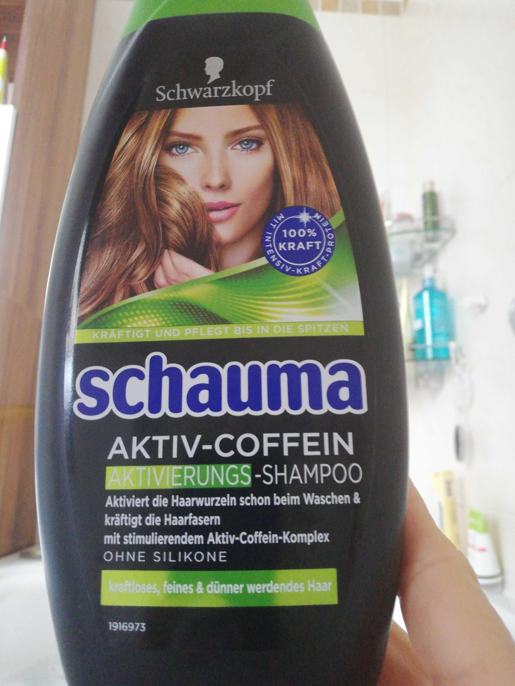 Aktiv-Coffein Aktivierungs-Shampoo - Product - de