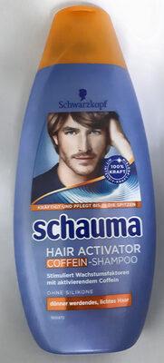 Schauma Hair Activator Coffein-Shampoo - Produit - de