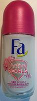 Anti-Transpirant Active Pearls, frischer Rosen-Duft - Product