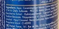 Beology Deep Sea Extract Shampoo - Ingredients - fr