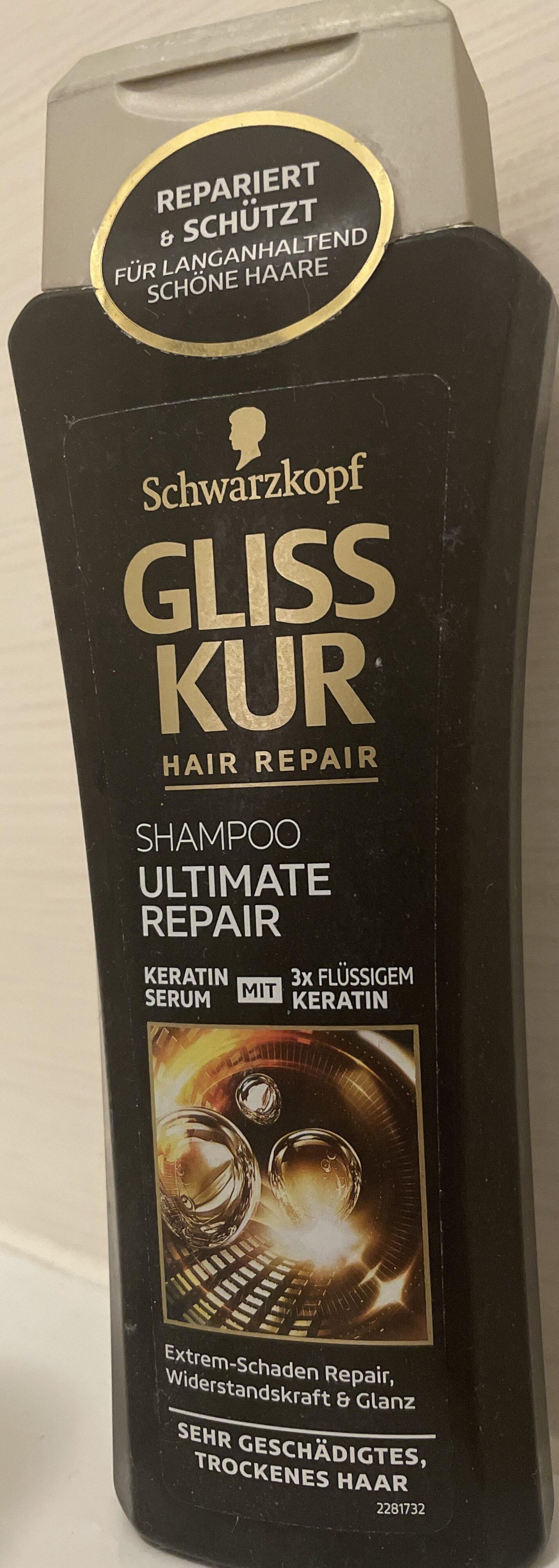 Gliss Kur Hair Repair - Product - de