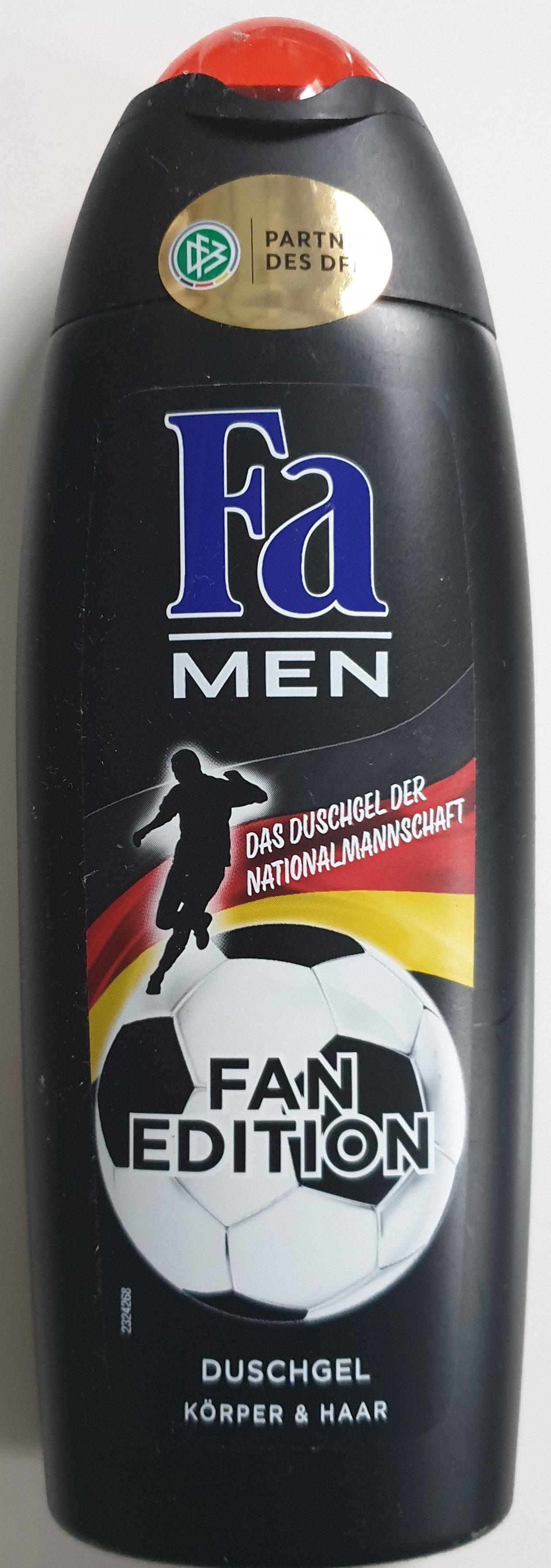 Duschgel Fan edition - Product