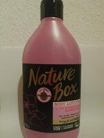 Nature Box Body Lotion - Product
