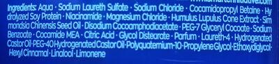 Schauma for men shampoo - Ingredients - de
