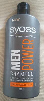 Men Power Shampoo - Produit - de