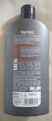 Men Power Shampoo - Product - en