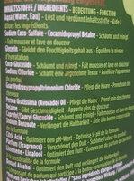 Reparatur Shampoo für Schutz vor Spliss - Ingredients - de
