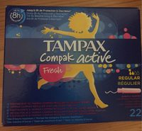 Compak Active Fresh regular - Produit