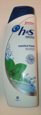 H&S champú anticaspa menthol fresh - Product - es