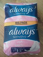 Night Always sensitive - Product