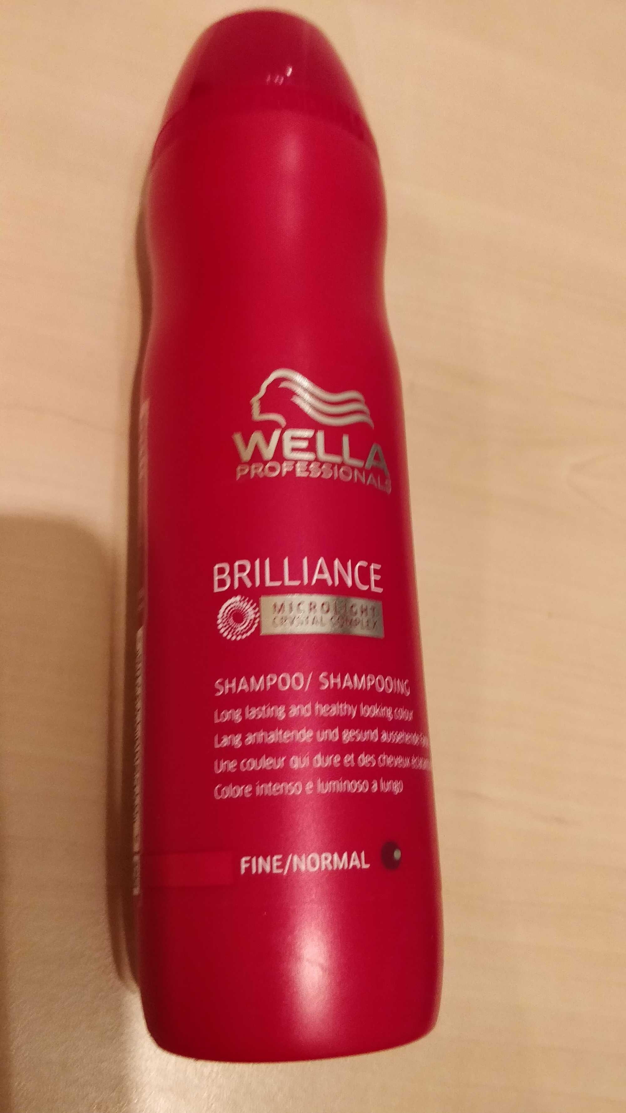 Wella Professionnals Brilliance - Produit - fr