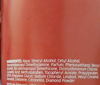 - Ingredients - pt