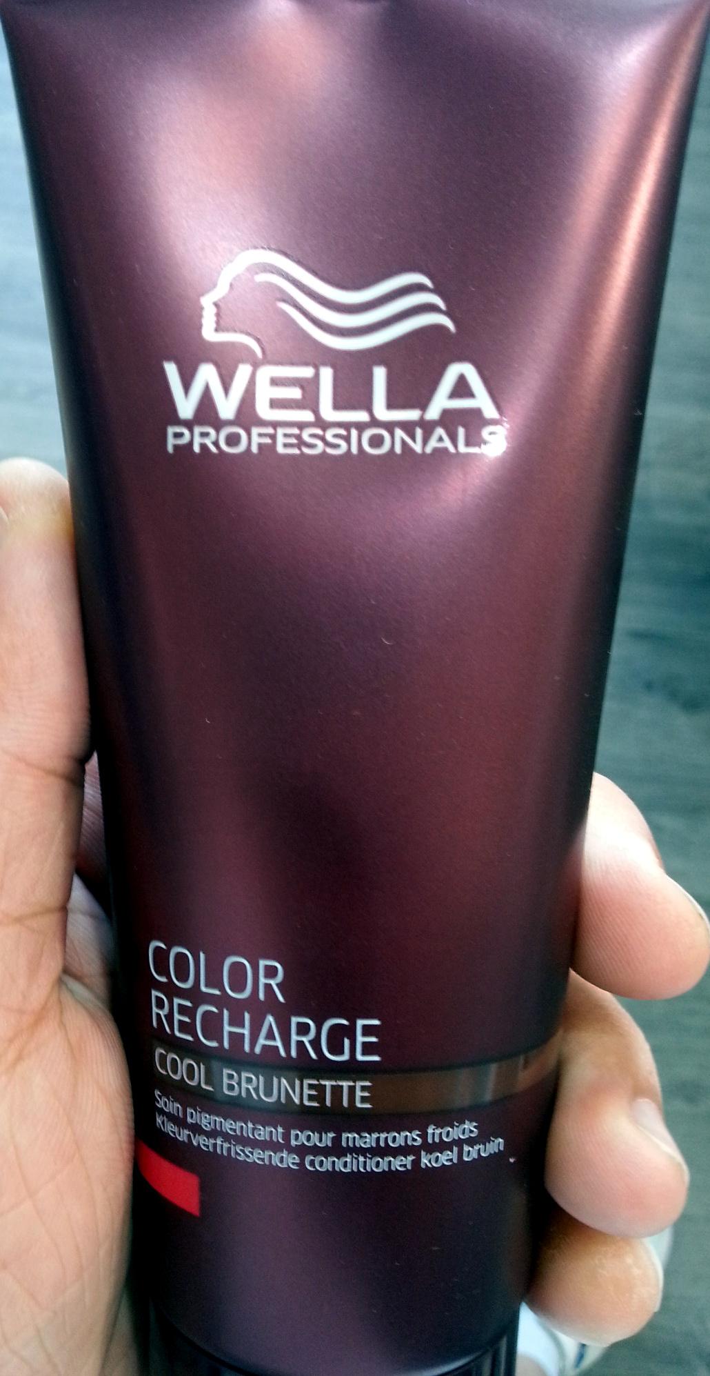 Color recharge cool brunette - Product - fr