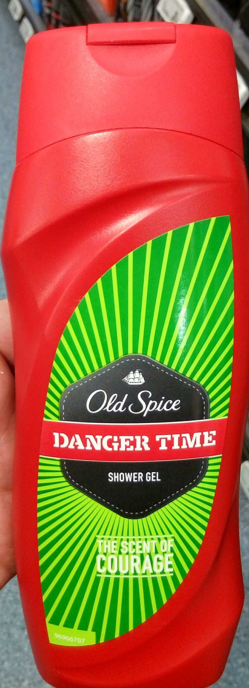 Danger Time - Product - fr