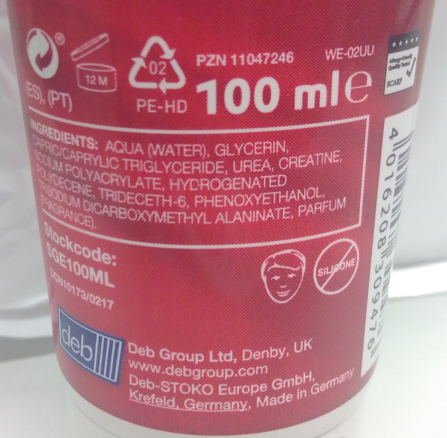Stokolan Light Gel - Product - en