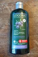 Logona Naturkosmetik Anti-Schuppenshampoo - Product - de