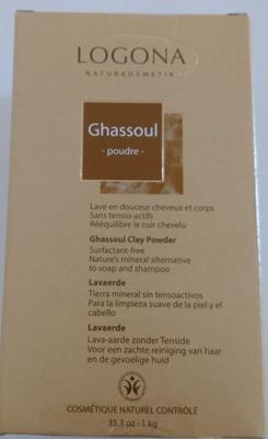 Ghassoul poudre - Produit - fr