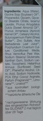 Couperose Creme - Ingredients - de