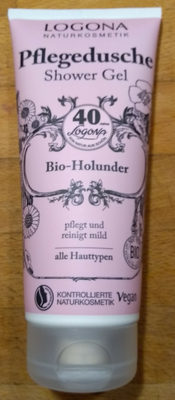 Pflegedusche Bio-Holunder - Product - de