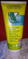 Crème pour les mains Aloe+verveine bio - Product