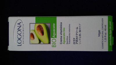 BIO Avocado Vitamincreme - Product - en