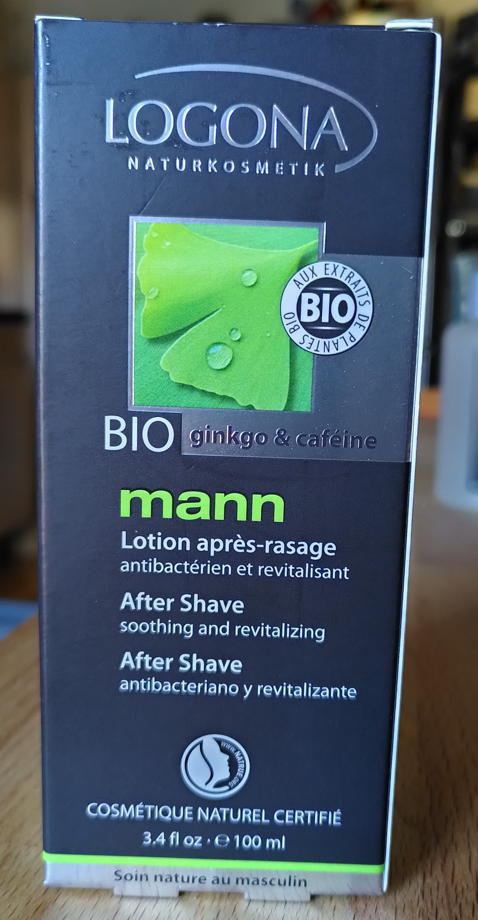 mann After Shave - Produit - de