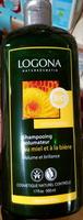 Shampooing volumateur au miel et à la bière - Product