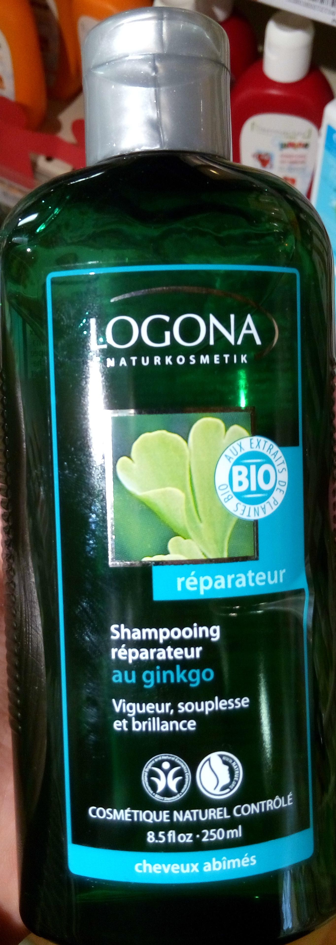 Shampooing réparateur au ginkgo - Product