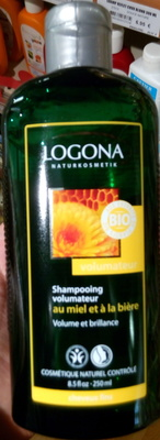 Shampooing volumateur au miel et à la bière - Product - fr