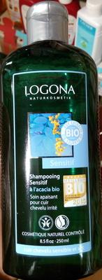 Shampooing sensitif à l'acacia bio - Product