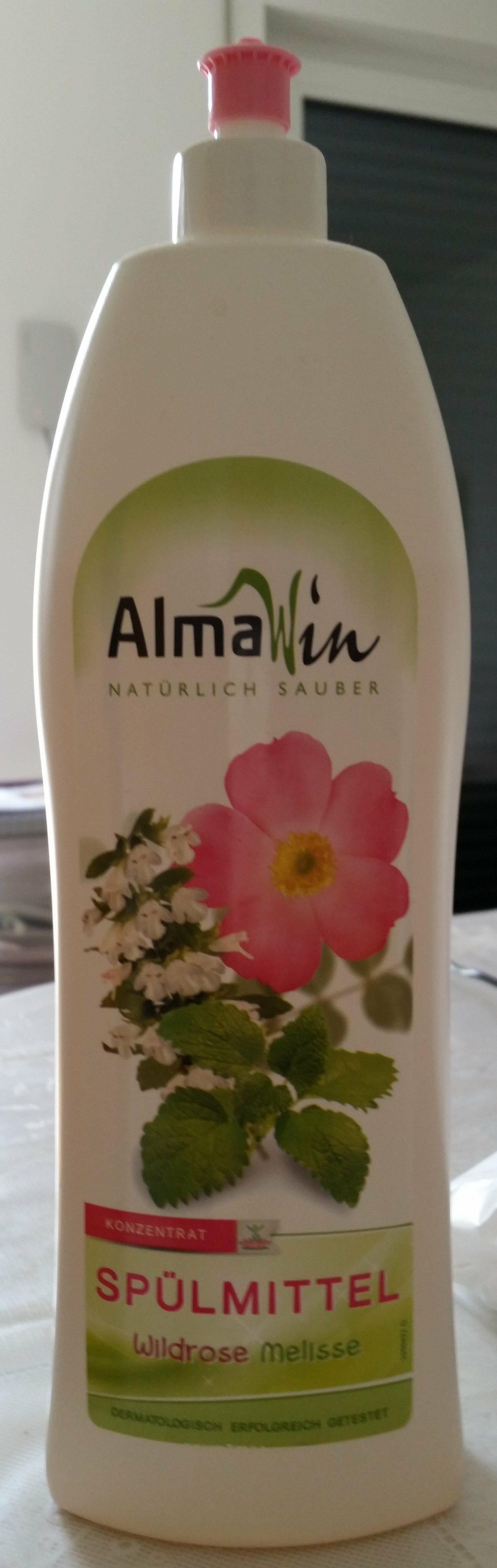 Spülmittel Wildrose Melisse - Product