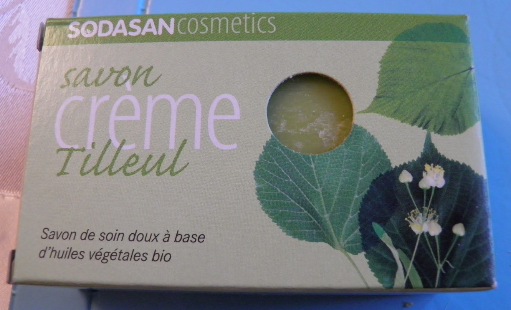 Savon crème tilleul - Produit - fr