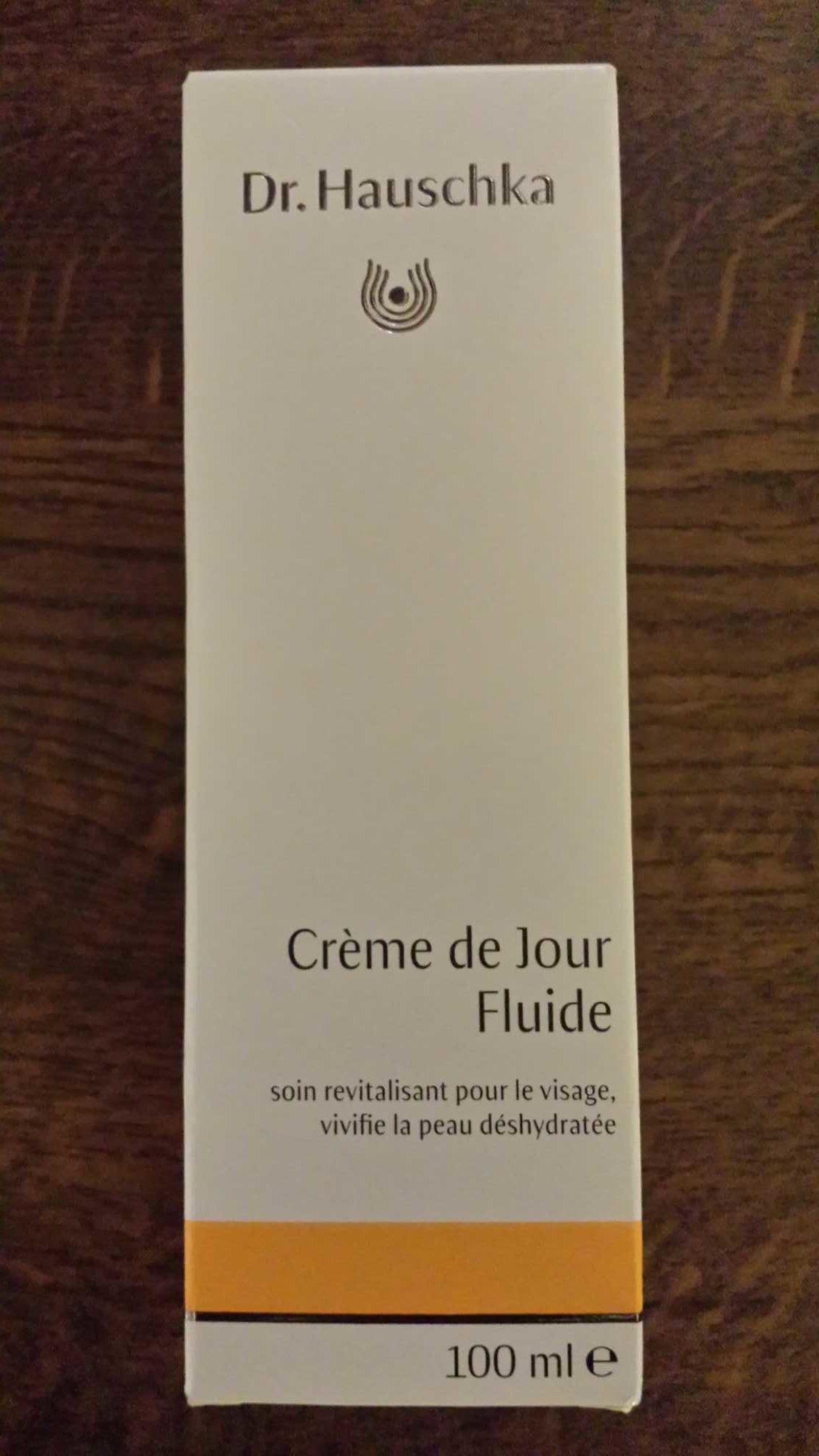 Crème de jour fluide - Produit - fr