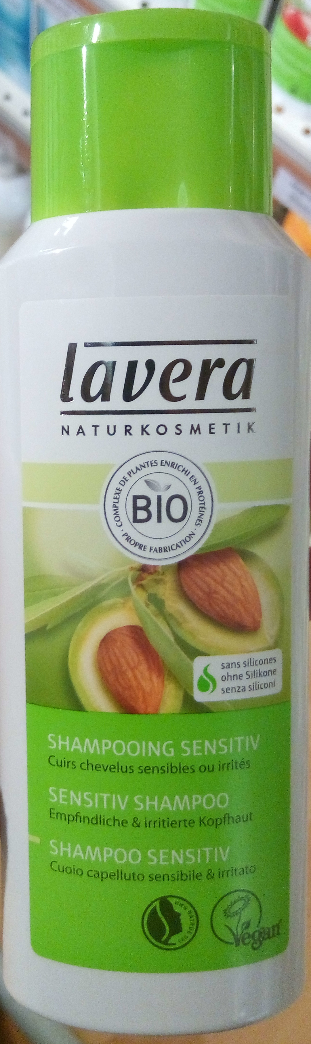 Shampooing Sensitiv - Product - fr