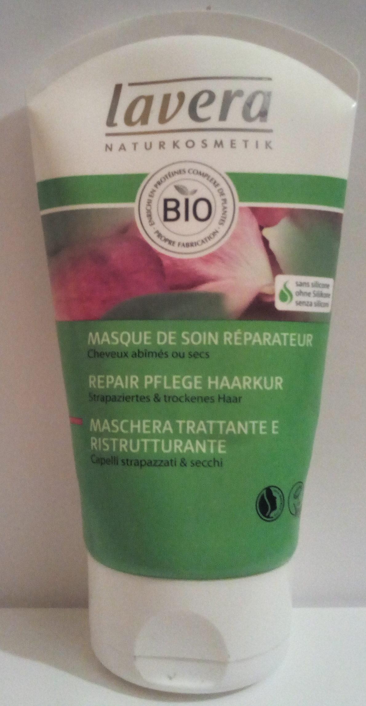 Masque de soin réparateur - Product - fr
