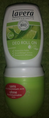 Lavera Deo Roll ON - Product - fr