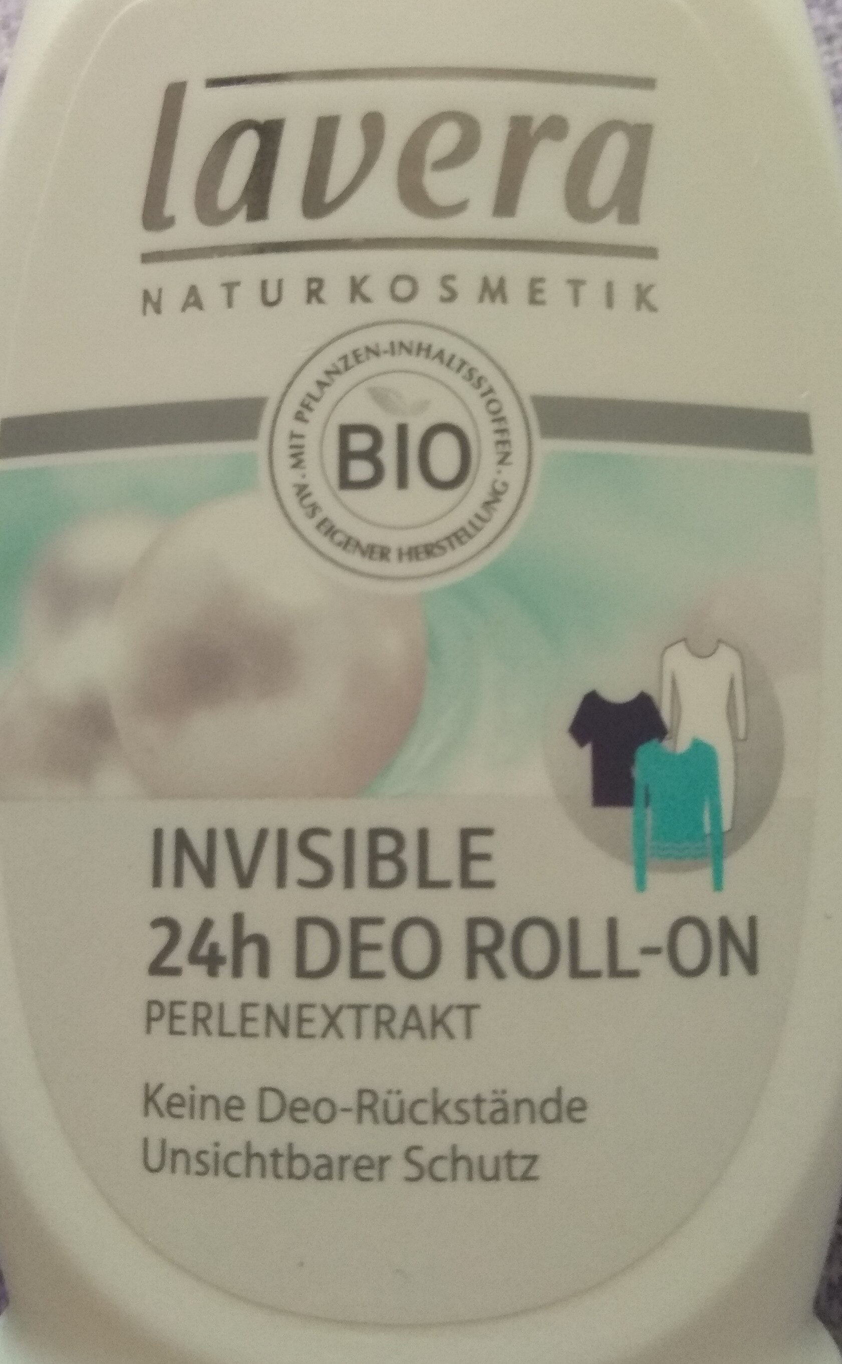 Deo Roll-on Invisible 24h - Product