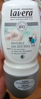 Déo Roll-on Invisible 24H - Product - fr