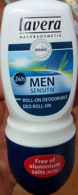 Déo Roll-On Men Sensitiv 24H - Produit