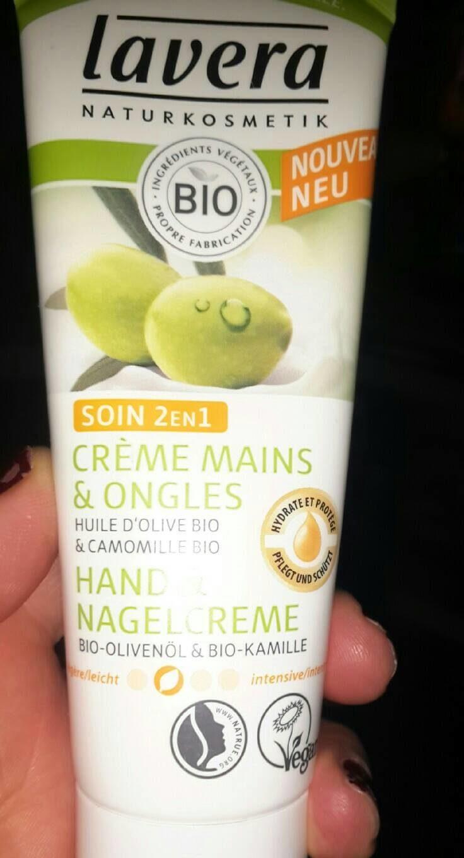 Crème mains et ongles - Product