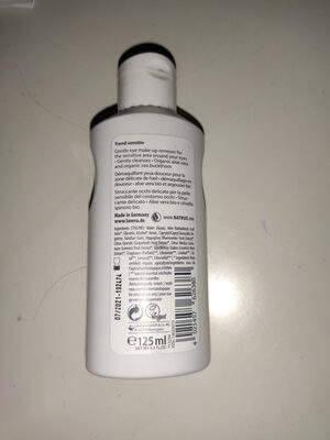 EYE MAKE-UP REMOVER - Product